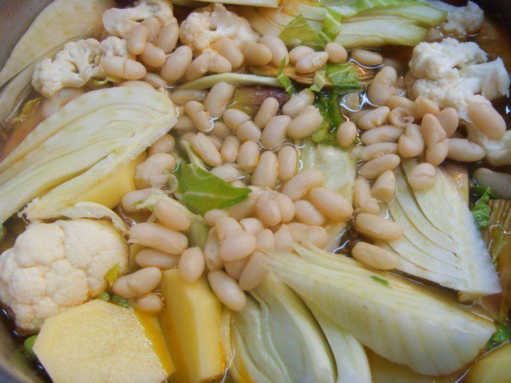 Ida's Vegetables soup