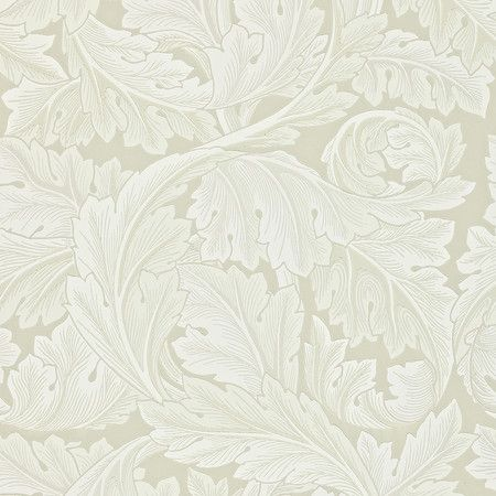 Morris & Co - Acanthus Wallpaper - 212554