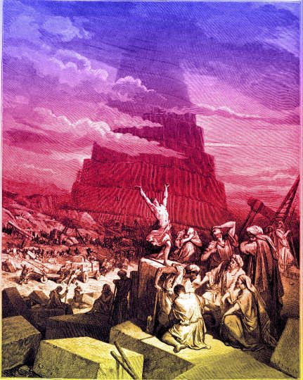 The Tower of Babel - Genesis 11