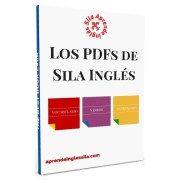Los PDFs de Sila Inglés es un eBook que reúne 20 temas de inglés en más de 120 páginas al precio simbólico de 2.99€.