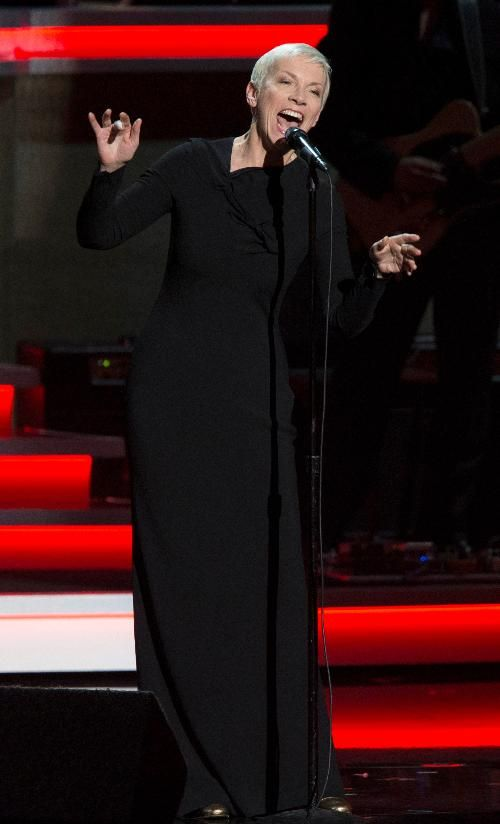 Annie Lennox performed My Cherie Amour at last nights Stevie Wonder: Songs In The Key Of Life - An All-Star GRAMMY Salute - http://www.eurythmics-ultimate.com/blog/2015/02/11/annie-lennox-performed-cherie-amour-last-nights-stevie-wonder-songs-key-life-star-grammy-salute/