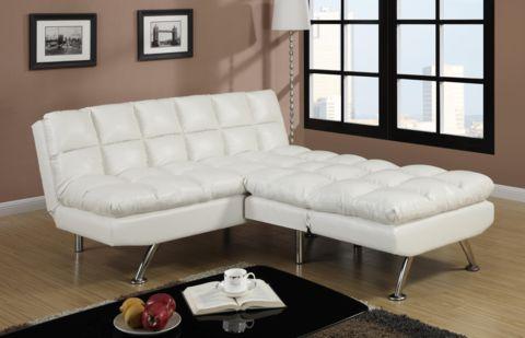 Chalbury Adj Chaise Sofa White