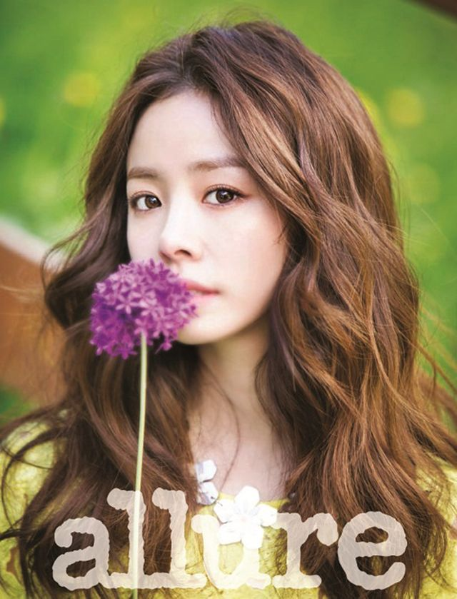 Han Ji Min Showcases Switzerland in the Pages of Allure Korea | A Koala's Playground