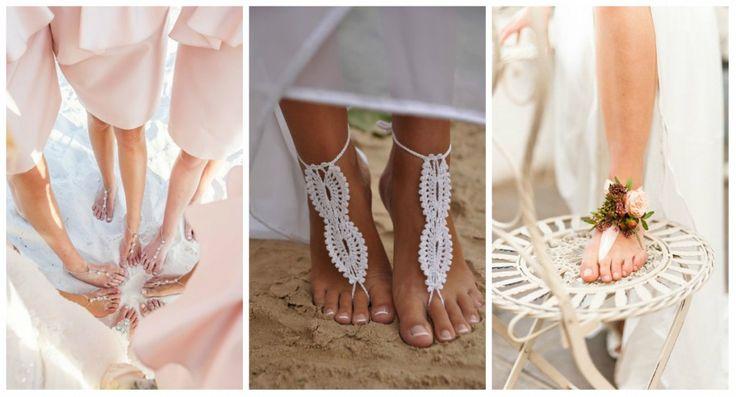 In cadrul acestui articol iti prezentam cateva modele de bijuterii pentru picior, ideale pentru o nunta pe plaja sau pentru un trash the dress diferit.