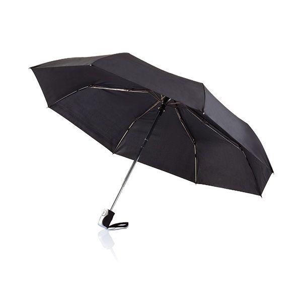 "Brindes Promocionais  Guarda-chuva 21,5"" automático 2 em 1 Deluxe Guarda-chuva 21,5"" automático 2 em 1 Deluxe 16.75 http://uridmerchandise.com/loja/guarda-chuva-215-automatico-2-em-1-deluxe/"