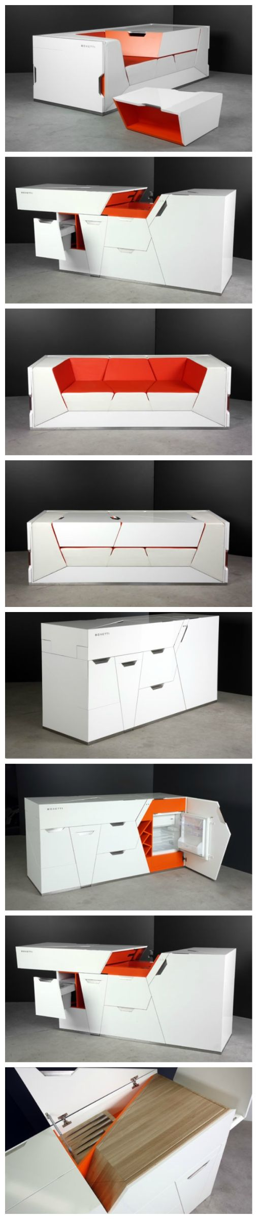 A Sci-fi Looking Furniture That Should Be Featured In Transformers