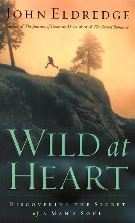 Wild at Heart. What Captivating is for women, this is for men. I have yet to read it but my husband loved it.