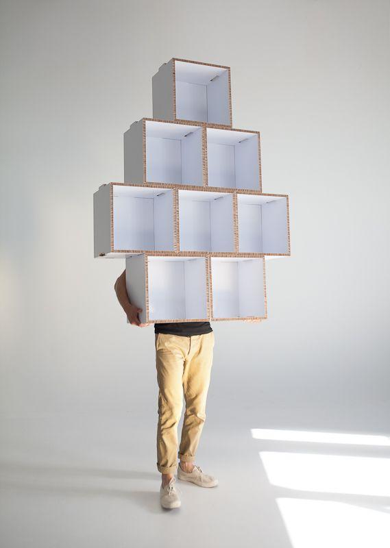 Kasaa-Cardboard-Shelf-6-design-Teemu-Järvi-photo-Kalle-Kataila