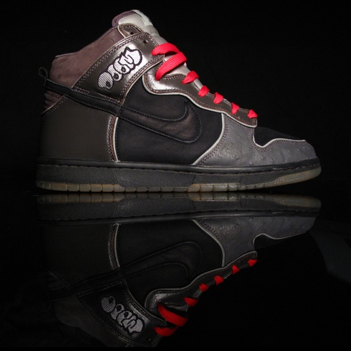 MF Doom x Nike SB Dunk High