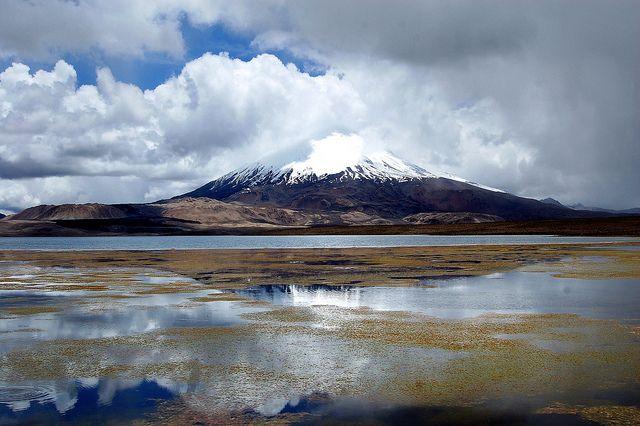Parque Nacional Lauca- extremo norte de Chile hermoso lugar