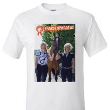 PaardenpraatTV - T-shirt Britt en Esra
