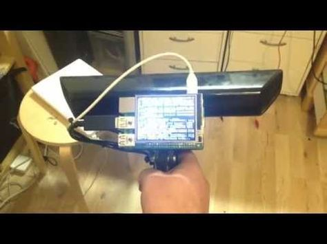 [DIY] Raspberry Pi 2 + Kinect = un scanner 3D