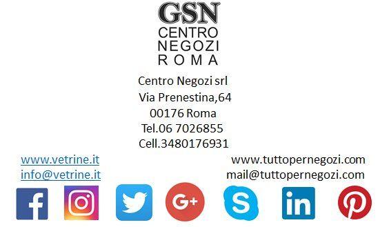 GSN una certezza per il tuo Negozio....chiama il n.067026855 ed i nostri collaboratori saranno felici di aiutarti