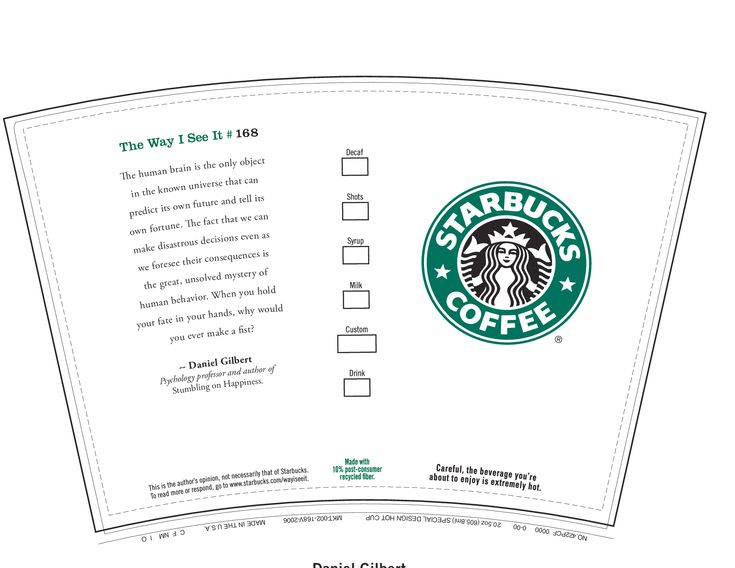 Printable Starbucks Cup Google Keres 233 S Starbucks