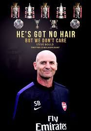 Image result for steve bould arsenal