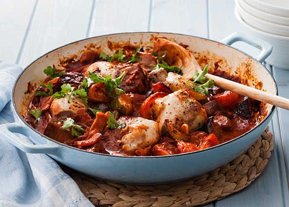 This French favourite is bubbling with taste and packs in three of your five-a-day