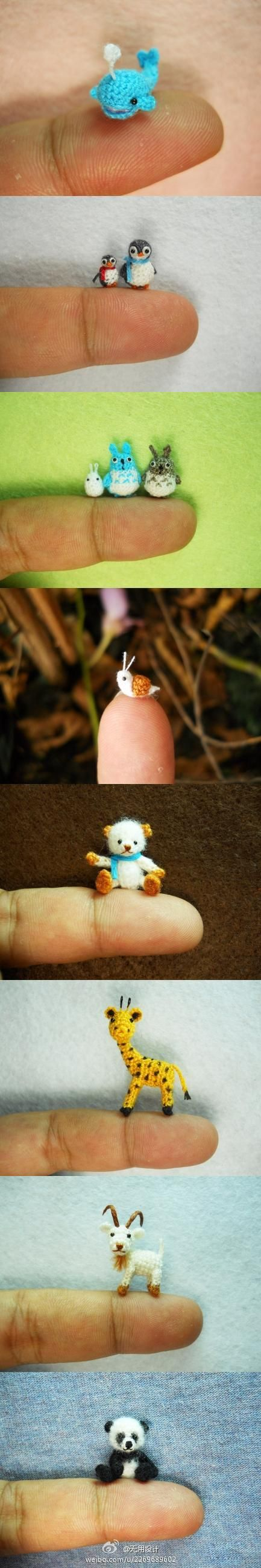 Itty bitty kawaii..., this is crazy amazing. I don't know I could do it this small.