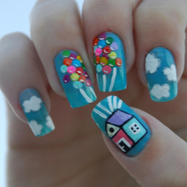UP nails!