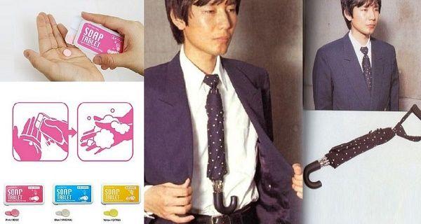 12 Inventos japoneses completamente innecesarios que necesito tener