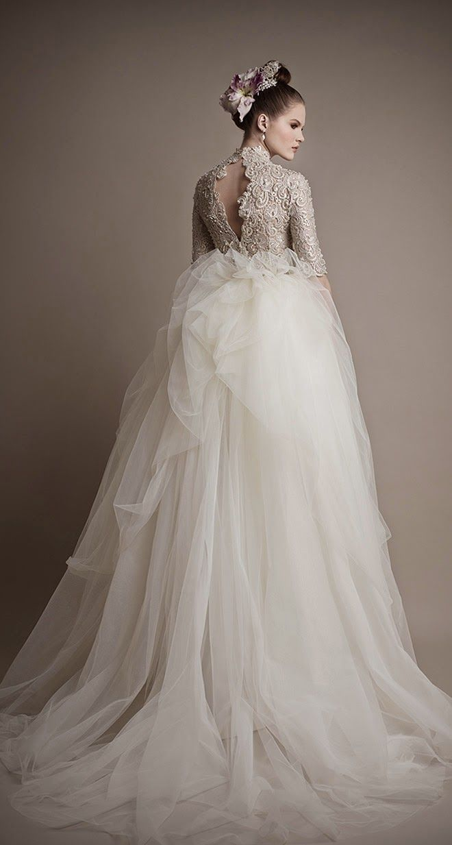best modern bridal gowns images on pinterest wedding frocks