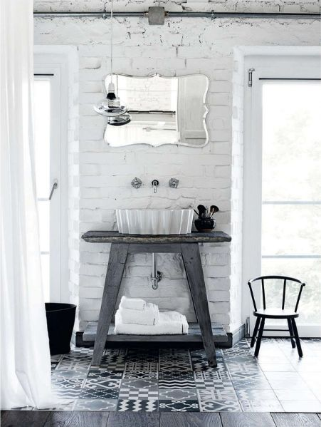 17 Best images about Bath I on Pinterest   Vanities, Tile and Sinks