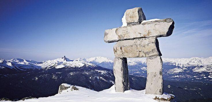 One of the world's best ski destinations - Whistler