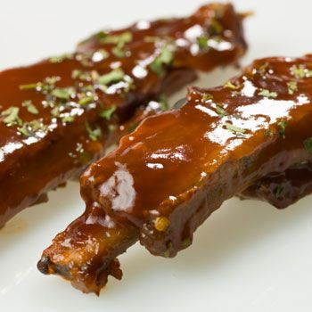 Barbecue Rib Sauce | MyDailyMoment | MyDailyMoment.com