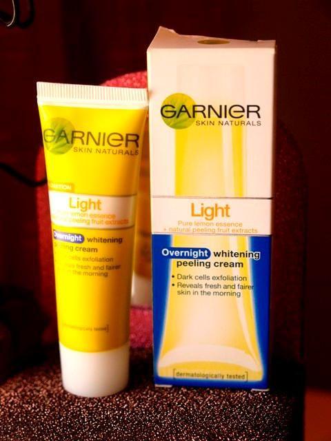 Garnier+Light+Overnight+Whitening+Peeling+Cream.jpg (480×640)