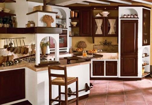 La proposta di Silvana per una cucina rustica. http://www.leonardo.tv/cucina/cucina-rustica-in-campagna
