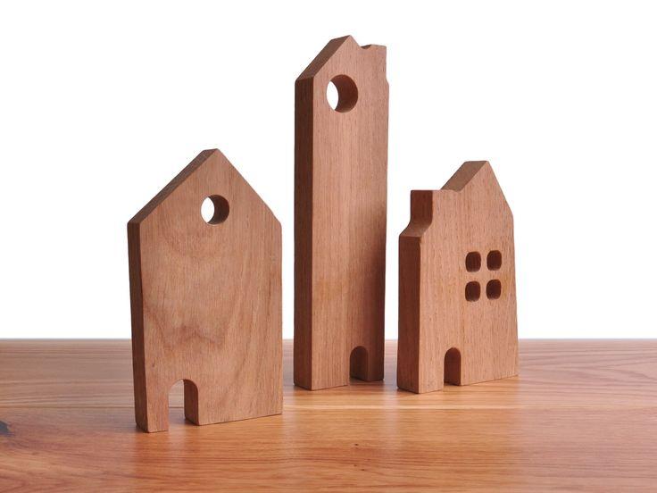 Home/domki Stojaki do dekoracji z drewna