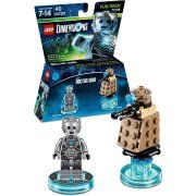 LEGO Dimensions Dr Who Cyberman Fun Pack (Universal) Image 1 of 4