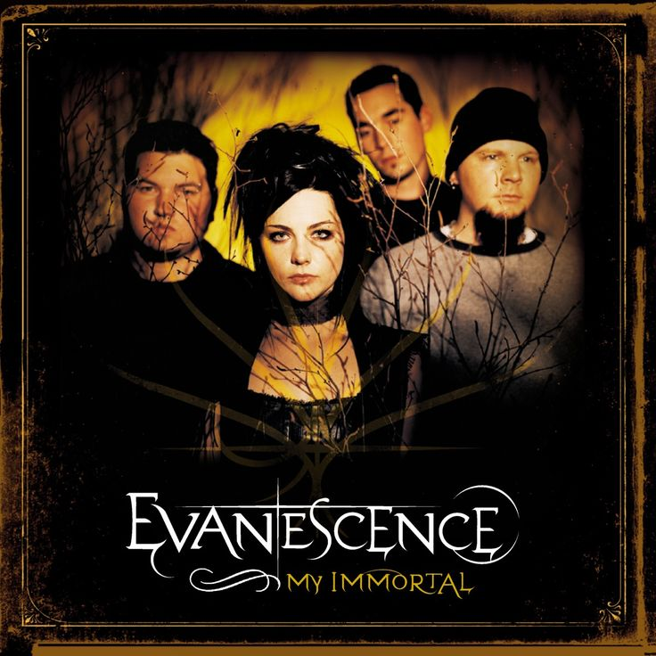 My Immortal (Single) (Evanescence)