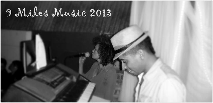 @9milesmusic in Steenberg RSA