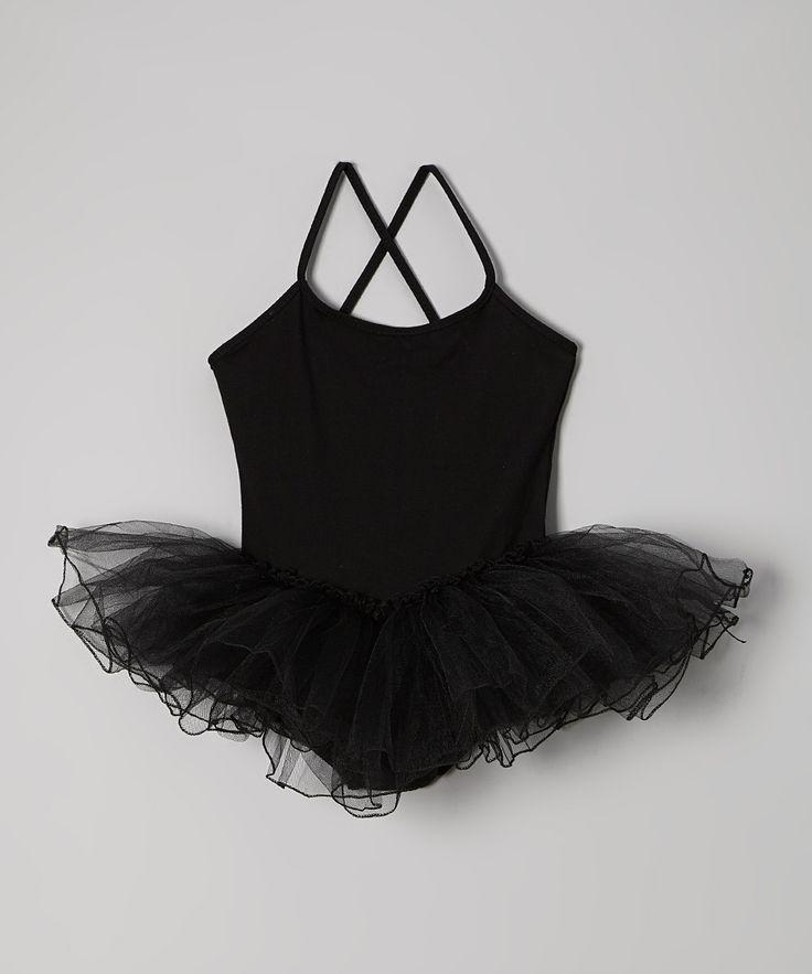 1af319dc7 Black Skirted Leotard - Toddler   Girls
