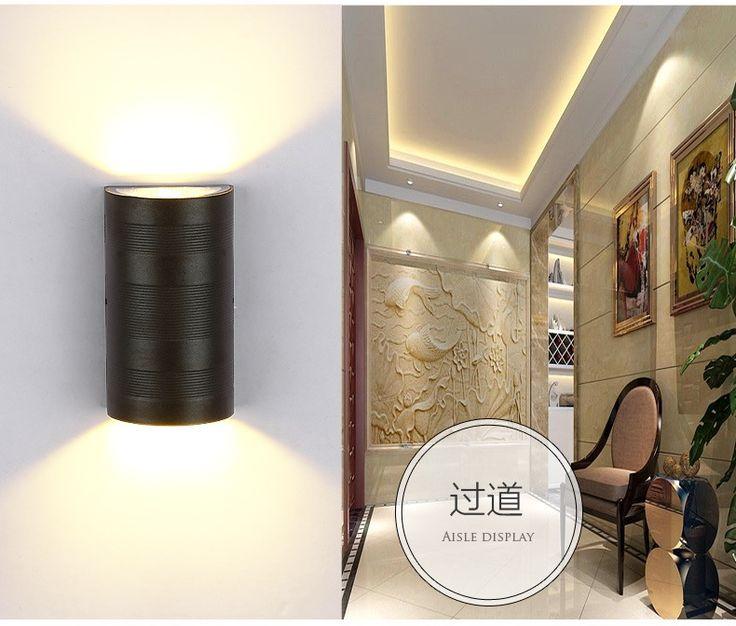 (42.39$)  Buy here  - 12W IP54 Waterproof outdoor wall lighting / outdoor wall lamp / LED Porch Lights / waterproof lamp outdoor lighting wall lamp