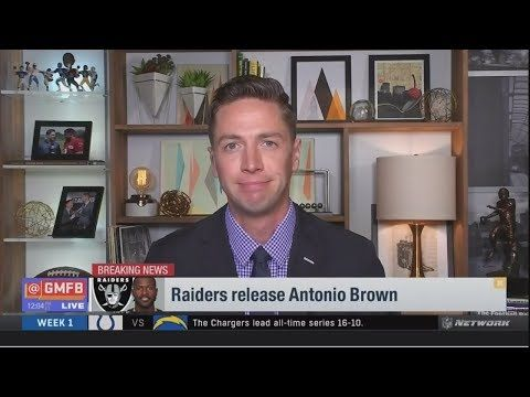 Breaking News Raiders Have Officially Released Antonio Brown Youtube Youtube Antonio Brown Antonio