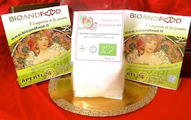 450 grammi di pura dolcezza naturale ideale per chi ha problemi di digeribilità www.bioandfood.it