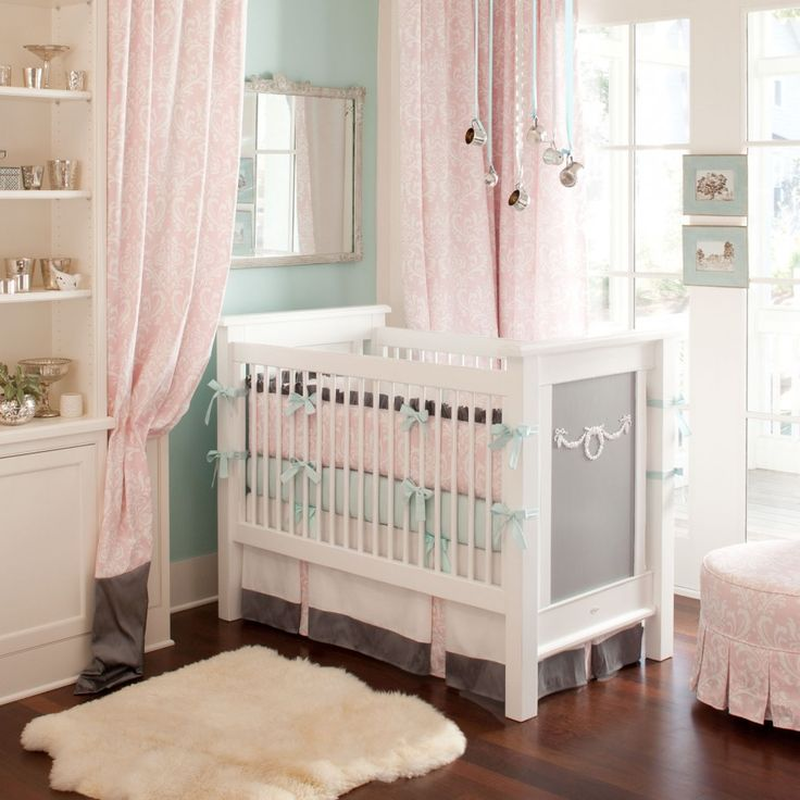 sky blue nursery for girl - Google Search