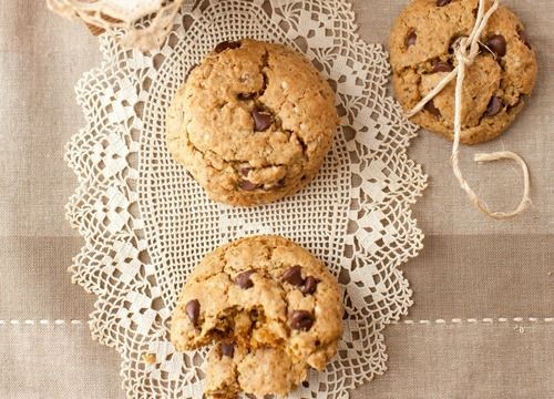 Choc Chip Chia Cookies - I Quit Sugar