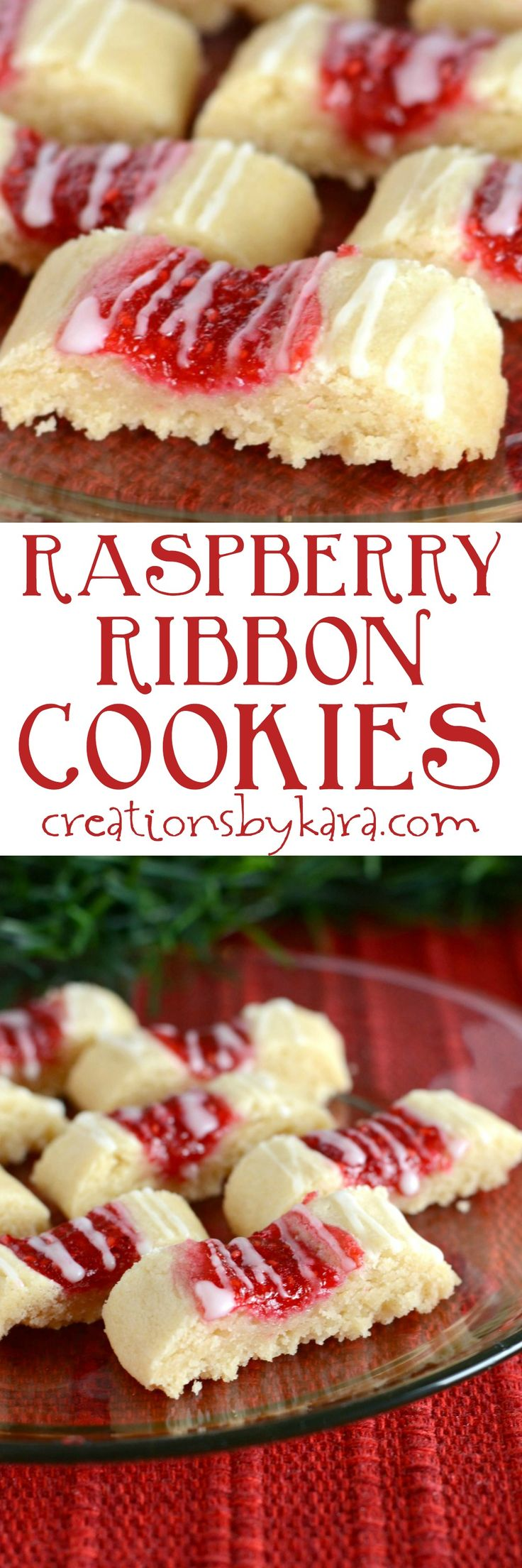 Everyone loves these raspberry filled cookies! They are simple to make and taste amazing. A perfect Christmas cookie recipe!