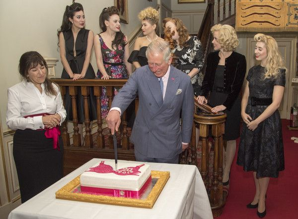 The Prince of Wales hosted a reception at Clarence House to mark 20 years of the breast cancer charity, Walk the Walk. Walk the Walk runs the MoonWalk – the annual night-time fundraising powe…