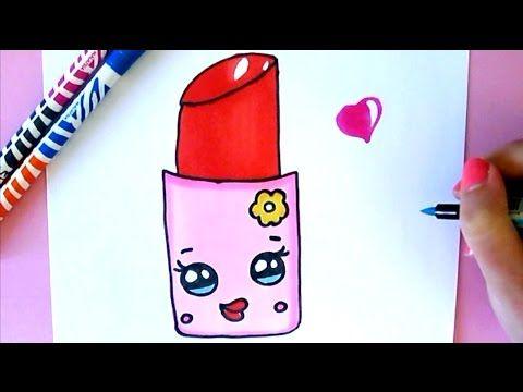 Süße Kawaii Bilder Zum Nachmalen - DIY - Zeichnen - YouTube