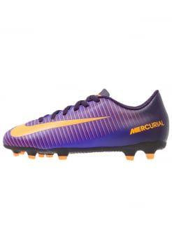 Nike Performance - MERCURIAL VORTEX III FG - Chaussures de foot à crampons - purple dynasty/bright citrus/hyper grape/total crimson