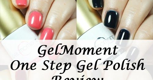 Manic Talons Nail Design: GelMoment One Step Gel Polish Review