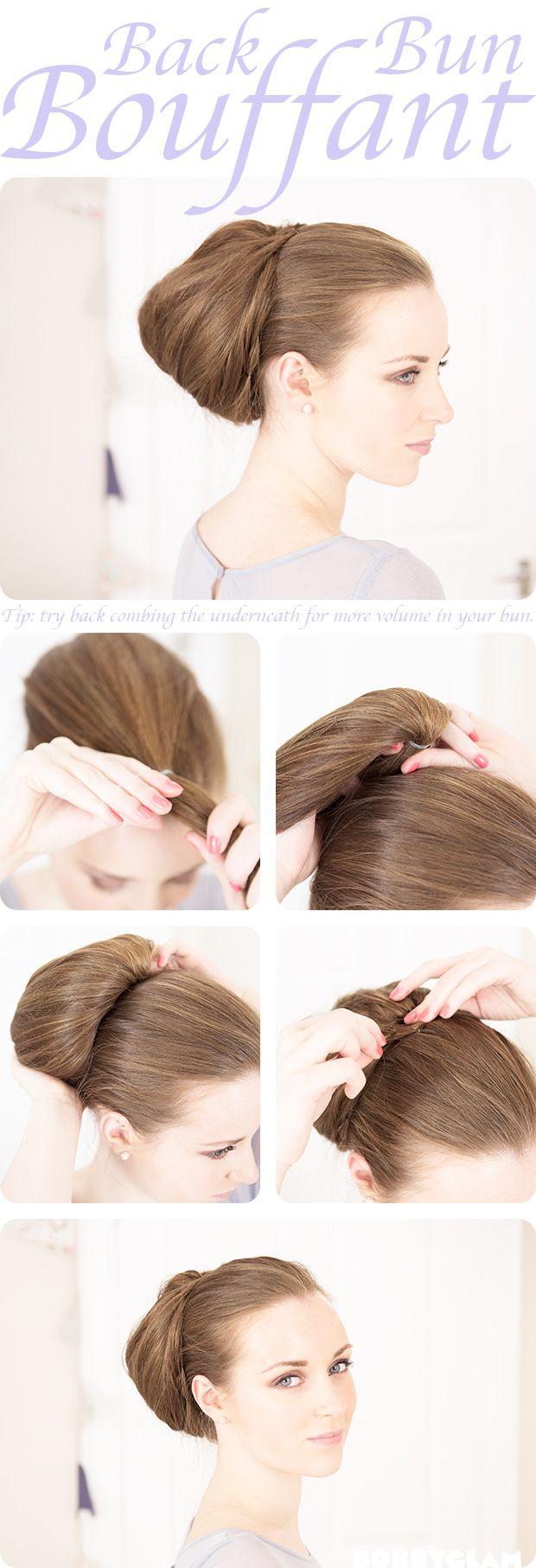 Hair Tutorials   Bobby Glam Blog