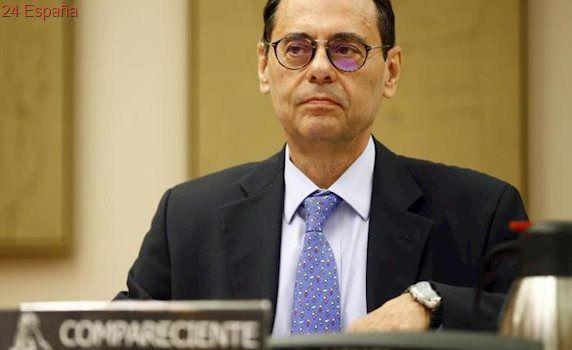 Caruana rechaza la responsabilidad del Banco de España en la quiebra de las cajas de ahorro