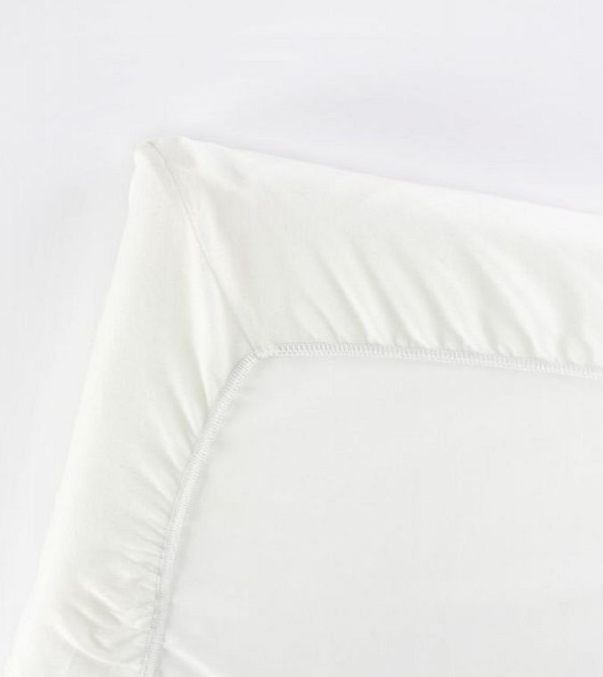 Baby Bjorn Babybjorn Ed Sheet For Travel Cot Light The Soft Organic Cotton Is Specially Designed To Fit Mattress