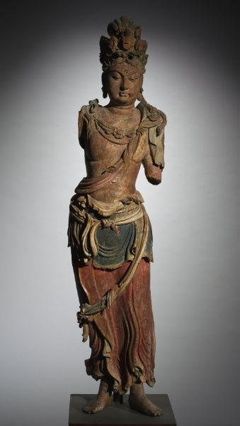 Eleven-Headed Guanyin, c. 1101-1127 China, Northern Song dynasty (960-1126)