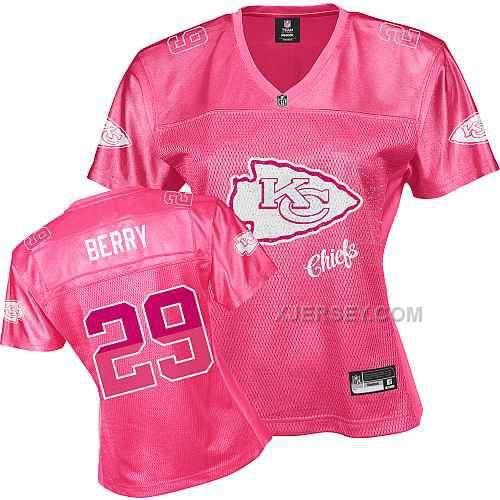 http://www.xjersey.com/kansas-city-chiefs-29-berry-pink-womens-jerseys.html KANSAS CITY CHIEFS 29 BERRY PINK WOMENS JERSEYS Only $34.00 , Free Shipping!