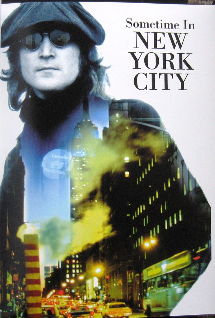 John Lennon Genesis Sometime in New York City Volume